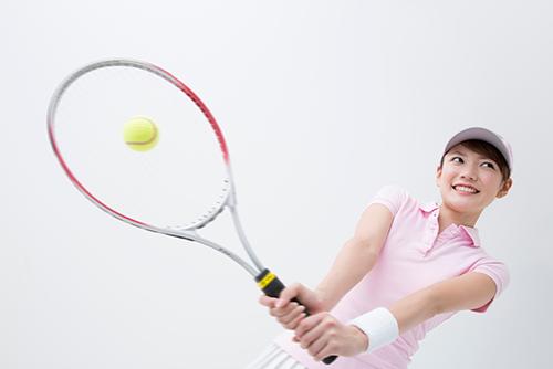 バドミントン・卓球・テニス選手の方